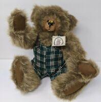 "Kimbearly's Originals by A&A Plush Bear Bee - ""Duffas"" 2E/646 #19018 NWT 12"""