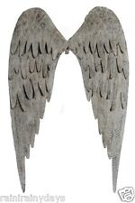 Angel Wings, wall decor, shabby, boho, junky, vintage, inspirational, #R111