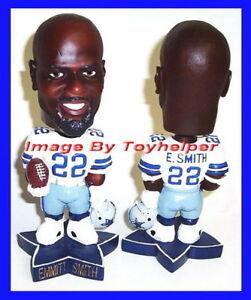 Emmitt Smith Dallas Cowboys Football Bobblehead Promo Bobble Head Warrior NISB