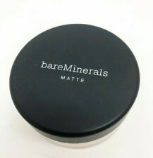bareMinerals MATTE Loose Foundation MEDIUM DARK Full SZ 6G Sealed AUTHENTIC NEW