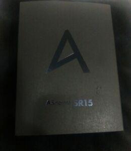 Astell & Kern A&norma SR15 Portable Digital Audio Player - Dark Grey