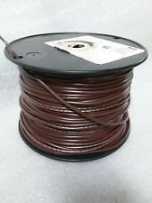 16 Awg Brown Bare Copper Wire  E247266 UL MTW AWM - Approx 6 lbs. 12 oz.