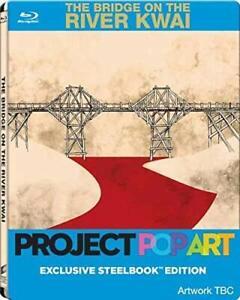 The Bridge On The River Kwai Steelbook Blu-Ray
