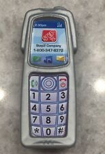 "Step 2 Play Kitchen Gray Replacement Phone 00789 5"" Toy Cell Phone NonElectronic"