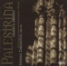 BRAND NEW CD Palestrina Masses & Motets sung by Choir of Christ Church Cathedral