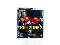 Killzone 2 Sony Playstation 3 PS3 Complete 2008