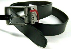 Levi's Handcrafted Men's Leather Belt Size M L XL