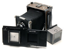 Moveable Adapter FPhase One Hasselblad V Back To Linhof Sinar Toyo Horseman 4x5