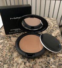 MAC Next To Nothing Pressed Powder - Medium Deep    - Discontinued
