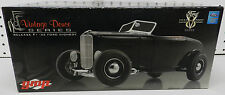 GMP 1/18 # 1 VINTAGE DEUCE 1932 32 FORD HOT RAT STREET ROD BLACK HIGHBOY 3200