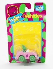 BARNEY Vehicles Baby's Bop's Fun Mobile (New) Die Cast Car Child Dimension 1993