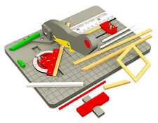 Proses PTC-105 Timber, Plastics and Rod Cutter for Model Makers