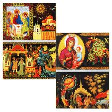 PALEKH - Deco Oeufs de Pâques, Décorations thermocollant pour l oeufs de Pâques