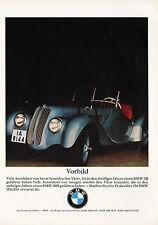 1965 BMW Authentic VINTAGE TEDESCO RIVISTA AUTO annuncio