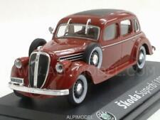 Skoda Superb 1938 Purple Red 1:43 ABREX 143ABH904BF