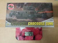 AIRFIX 02321 - CHURCHILL CROCODILE Tank - 1/72