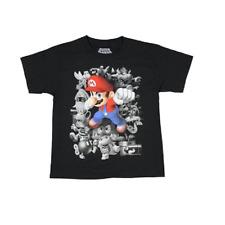NEW Super Mario Boys Shirt SAME DAY FAST SHIPPING