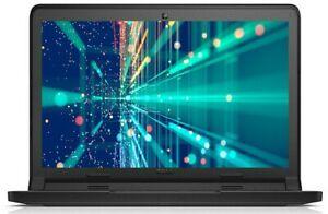 """Dell 11.6"""" Chromebook Intel 2.58 GHz 16 GB SSD 4 GB RAM Google Classroom Webcam"""