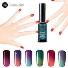 Farbwechsel 6x 8ml Nagel Gellack Soak Off Nail UV Gel Polish Nail Color Change