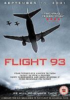 Flight 93 (TV Movie) [DVD], Very Good DVD, Jerry Wasserman, Kendall Cross, Ty Ol