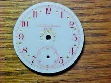 6S Fancy Glass Enamel Dial New listing