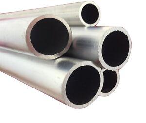 Aluminium Rundrohr Walzblankes Alu Profil 20x3mm 1500mm