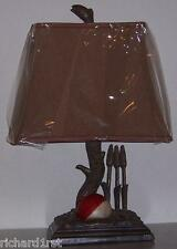 Table Lamp Fisherman Bobber 3 way 30-70-100 watt NEW