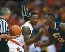 RAKEEM CHRISTMAS SIGNED AUTO AUTOGRAPH 8X10 PHOTO SYRACUSE ORANGE ORANGEMEN ACC