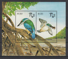 Fidschi-Inseln (Fiji) - Michel-Nr. 712-713 als Block 12 postfrisch/** (Vögel)