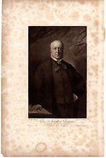 GRAVURE XIXè Duc PASQUIER D'après CHAPLAIN PHOTO DE DUJARDIN IMP WITTMANN