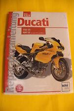Ducati 750 SS / 900 SS ab Baujahr 1991 und 1998  Reparaturanleitung Handbuch