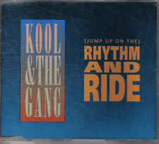 kool&the Gang- Rhythm And Ride cd maxi single