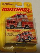 Matchbox Lesney Edition - Pierce Dash - Fire Engine - 2010