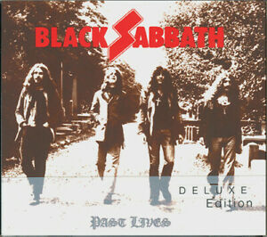 BLACK SABBATH PAST LIVES DELUXE EDITION 2 CD NEW SEALED PARANOID OZZY OSBOURNE