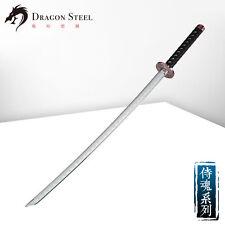 Dragon Steel Samurai Katana  J-104P Martial Arts Plastic Training weapon