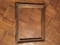 VINTAGE Ornate Wood Art/Picture Frame