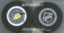 OAKLAND SEALS 1967 Logo NHL PUCK Silver2005-2006 Back - #CL