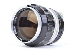 Nippon Kogaku Japan (Nikon) NIKKOR-P 105mm f/2.5 Non-Ai/Pre-Ai Lens *READ* #P336