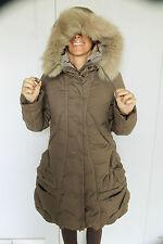 manteau parachute hiver M+F GIRBAUD hulladewool F 38 I 42 neuf/étiquette V. 950€