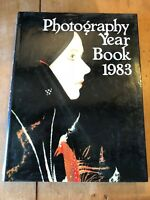 "1982 ""PHOTOGRAPHY YEAR BOOK 1983"" ILLUSTRATED LARGE HEAVY HARDBACK BOOK"