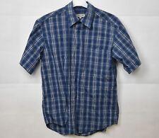 CHEROKEE® Blue Guy Mens Summer Shirt T-Shirt Size S Small