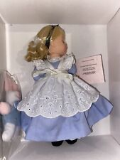 """New ListingMadame Alexander 8� Doll """"Alice In Wonderland� Beautiful and Mint Condition"""