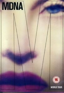 MADONNA: MDNA WORLD TOUR NEW DVD