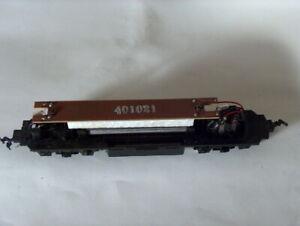 HO Bachmann Powered Chassis Engine Locomotive 401021