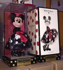 2016 DISNEY MINNIE MOUSE SIGNATURE DOLL LIMITED EDITION LE 3000 SOLD OUT Mickey