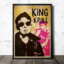 King Krule Art Poster Music Punk Jazz