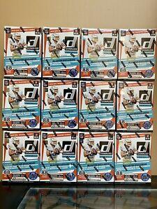 2021 PANINI DONRUSS NFL FOOTBALL BLASTER BOX LAWRENCE WILSON RC OPTIC HOLO