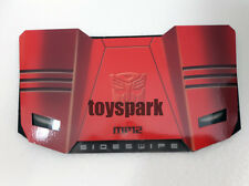 EXCLUSIVE COIN New ver for Takara Tomy Transformers Masterpiece MP-12 SIDESWIPE