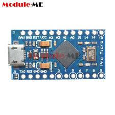 1/2/5/10PCS Leonardo Pro Micro ATmega32U4 16MHz 5V ATmega328 Arduino Pro Mini