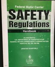 Federal Motor Carrier Safety Regulations Handbook (2018)